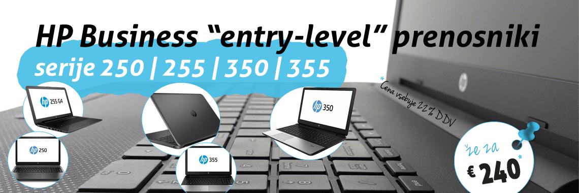 HP Business prenosniki serije 250|255|350|355
