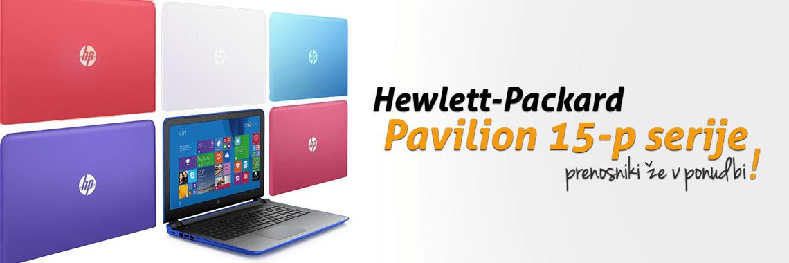 HP Pavilion 15-p serija