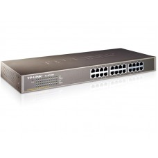 TP-LINK TL-SF1024 24-port 10/100Mbps rack mrežno stikalo-switch