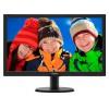 """PHILIPS 243V5LHAB V-LINE 59,9 cm (23,6"""") FHD WLED zvočniki LCD monitor"""