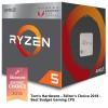 AMD Ryzen 5 2400G 3,6/3,9GHz 4MB AM4 65W Wraith Stealth BOX procesor
