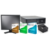 POS rabljen komplet s HP DC 7900 + Dell LCD E190S + POS tiskalnik OPTIPOS EASY