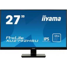 "Monitor IIYAMA ProLite XU2792HSU-B1 68,6 cm (27"") FHD IPS LED"