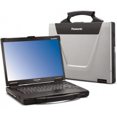 Rabljen prenosnik Panasonic Toughbook CF-53-4 Touchscreen / i5 / RAM 8 GB / SSD Disk / 14,0″ / HD