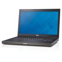 Rabljen prenosnik DELL Precision M6800 - procesor i7 četrte generacije / 16GB RAM / Nvidia Quadro / 240 GB SSD / Win 10 Pro