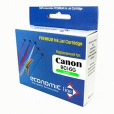 E.LINE Canon kartuša BCI6G BJC-8200/S800/820/S900/S9000 - Green