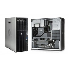Rabljen računalnik HP Z620 Workstation Tower / Intel® Xeon® / RAM 64 GB / Quadro grafika