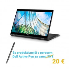Rabljen prenosnik Dell Latitude 7389 2-in-1 Touch / i5 / RAM 8 GB / SSD Disk / 13,3)