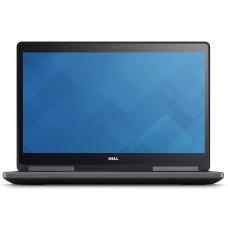Rabljen prenosnik DELL Precision 7710 Workstation / Intel® Xeon® / RAM 32 GB / SSD Disk / 17,3″ / FHD    / Quadro grafika
