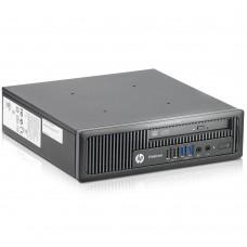 Rabljen računalnik HP EliteDesk 800 G1 USDT / i5 / RAM 8 GB / SSD Disk