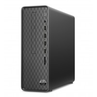 HP Slim Desktop S01-pF0401ng Jet Black