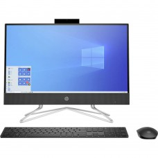 HP All-in-One 22-df0011ng Jet Black