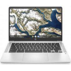 HP Chromebook 14a-na0240ng Mineral Silver