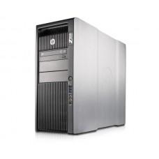 Rabljen računalnik HP Z820 Workstation Tower / Liquid Cooler / Intel® Xeon® / RAM 128 GB / SSD Disk / Quadro grafika