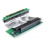 PCIe-Riser-Kartice x16 90° Obrnjen fleksibilni Kabel