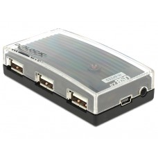 HUB USB2.0 4 Priključki zunanji