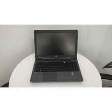 Rabljen prenosnik HP ZBook 15 Workstation / i7 / RAM 16 GB / SSD Disk / 15,6″ / FHD    / Quadro grafika