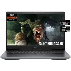 Prenosnik Dell G5 5505-1753SLV Gaming / AMD Ryzen™ 7 / RAM 8 GB / SSD Disk / 15,6″ FHD