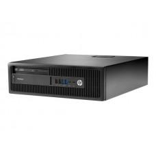 HP EliteDesk 705 G3 - SFF - Ryzen 5 Pro 1500 3.5 GHz
