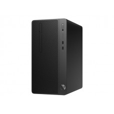 HP 290 G2 - micro tower - Core i3 8100 3.6 GHz