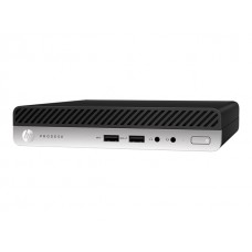 HP ProDesk 400 G5 - mini desktop - Core i3 9100T 3.1 GHz