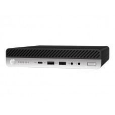 HP ProDesk 600 G5 - mini desktop - Core i5 9500T 2.2 GHz