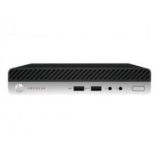 HP ProDesk 400 G3 - mini desktop - Core i3 6100T 3.2 GHz