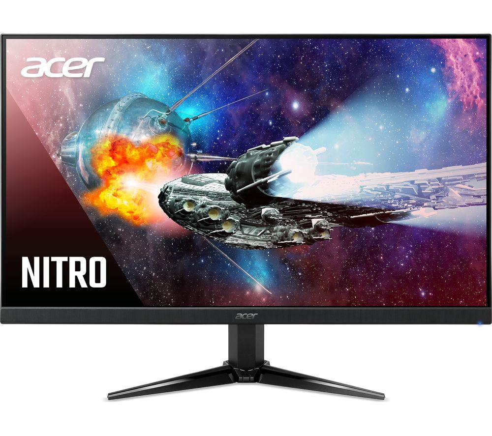 "Acer Nitro QG1 QG241Ybii 60,5 cm (23,8"") FHD VA LED 1ms AMD FreeSync Gaming"