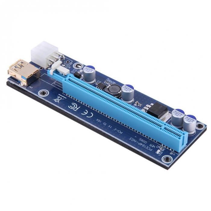 Riser USB 008s 60cm podaljšek