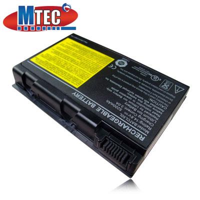 Baterija za Acer TravelMate 290 / Aspire 9100 z 4400mAh