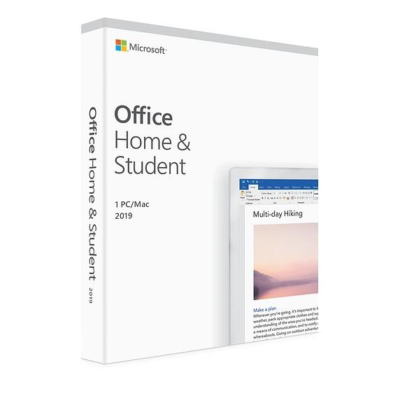 Microsoft Office Home & Student 2019, FPP, slovenski
