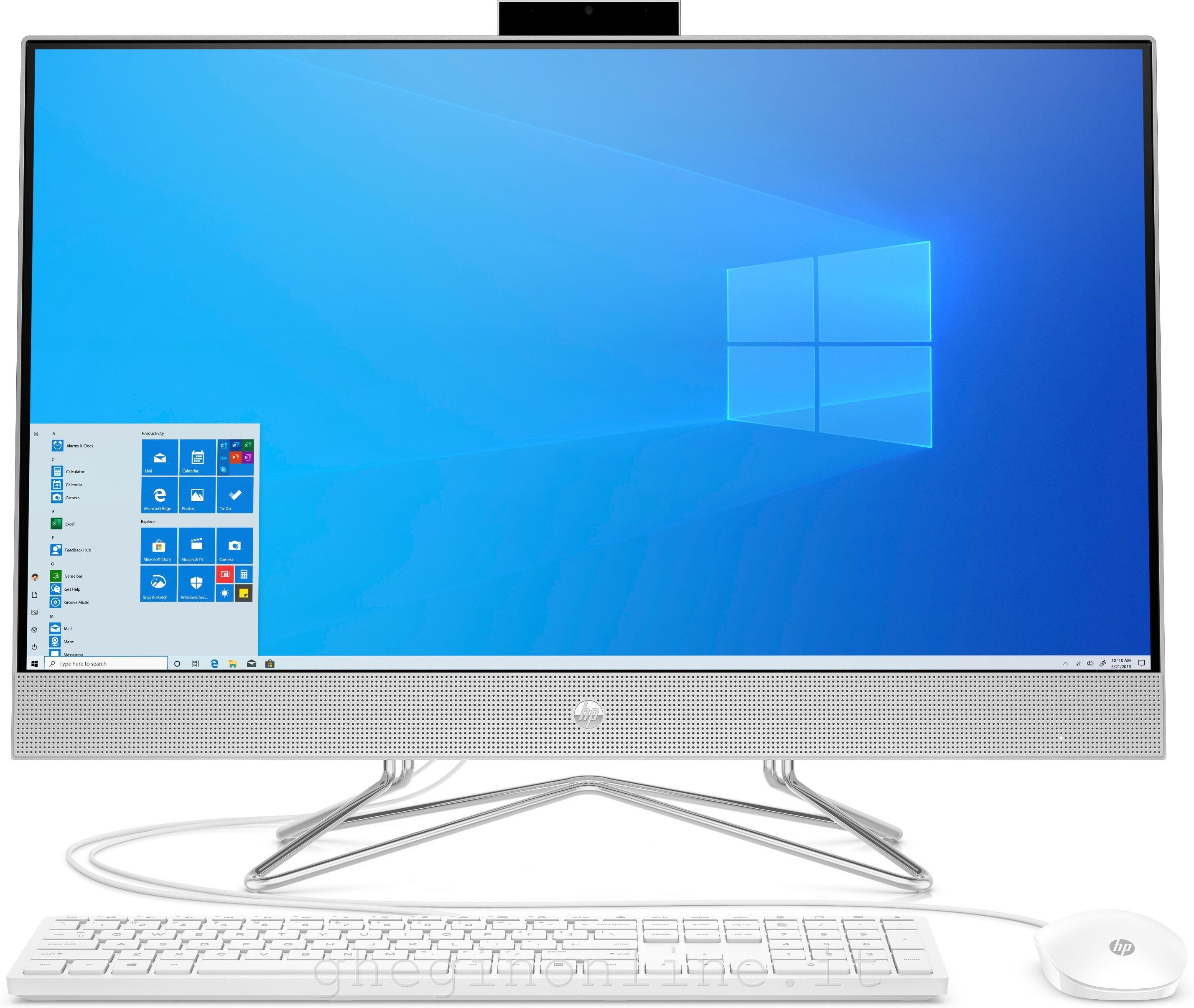 HP All-in-One 27-dp0031na
