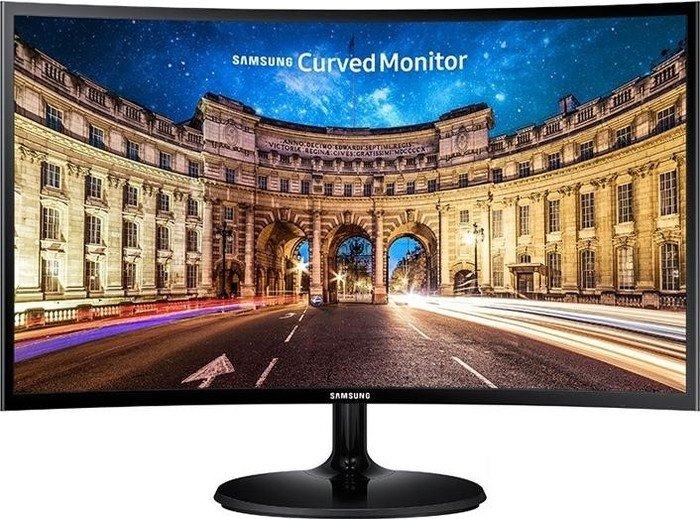"""Samsung C24F390FHU 60 cm (23,5"""") FHD VA Curved FreeSync"""