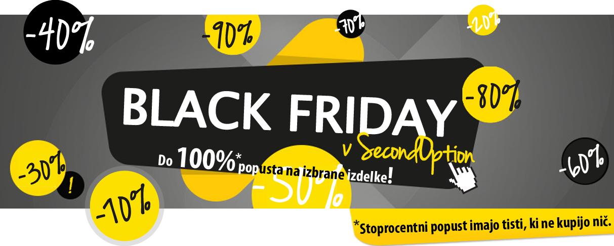 Black Friday v Second Option