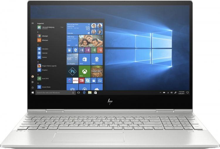 "HP Envy x360 Convertible 15-dr0008nl i5-8265U/8 GB/512 GB SSD/15,6"" FHD/Win 10"