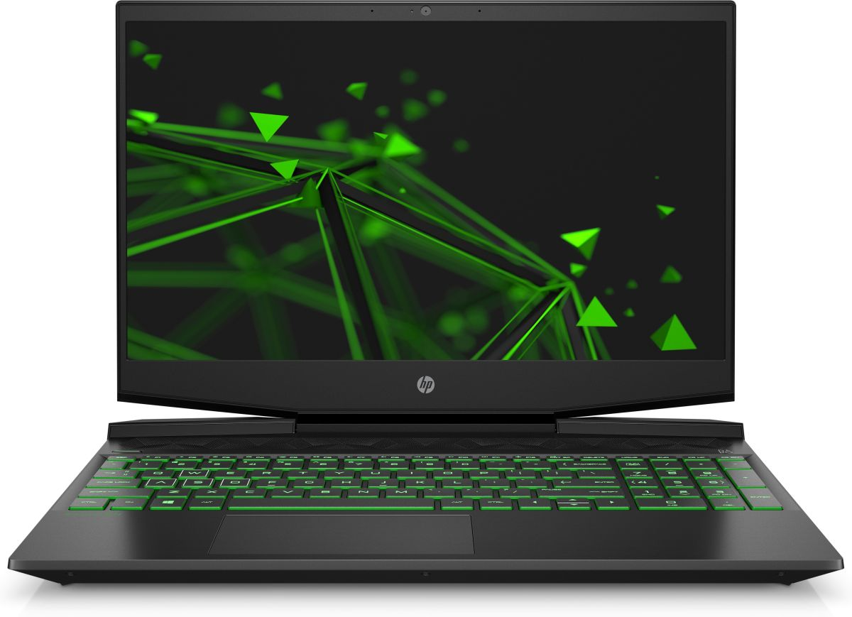 HP Pavilion Gaming 15-dk1014nt 144Hz GTX 1660 Titanium Max-Q (6 GB)