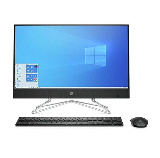 HP All-in-One 24-df0000ne NVIDIA MX330 (2 GB) - i5-1035G1/128 GB + 1 TB HDD/8 GB/FHD 23,8