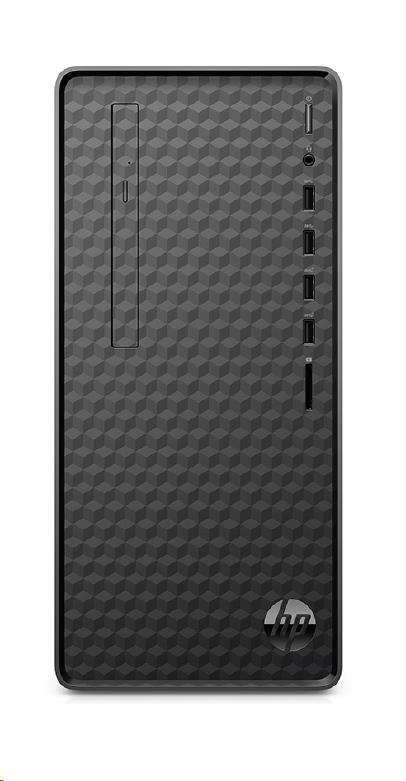 HP Desktop M01-F0222ng Jet Black