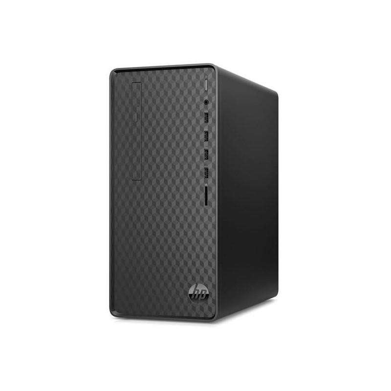 HP Desktop M01-F0003ng Jet Black