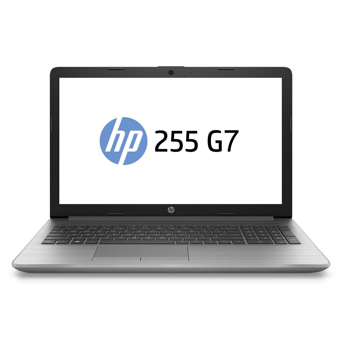 "HP 255 G7 (AMD Ryzen 5-3500U/8 GB RAM/256 GB SSD/15,6"" FHD/Win 10 Pro)"