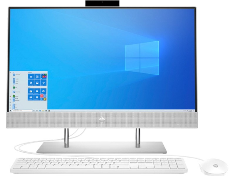 HP All-in-One 24-dp0002ng Natural Silver