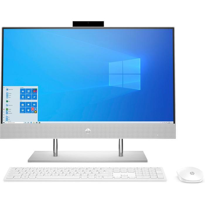 HP 24-dp1000ne AiO i7-1165G7/16 GB RAM/256 GB SSD + 1 TB HDD/FHD Touch 23,8