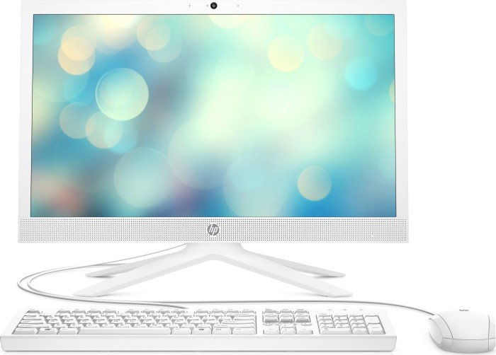 HP All-in-One 21-b0002ng Snow white