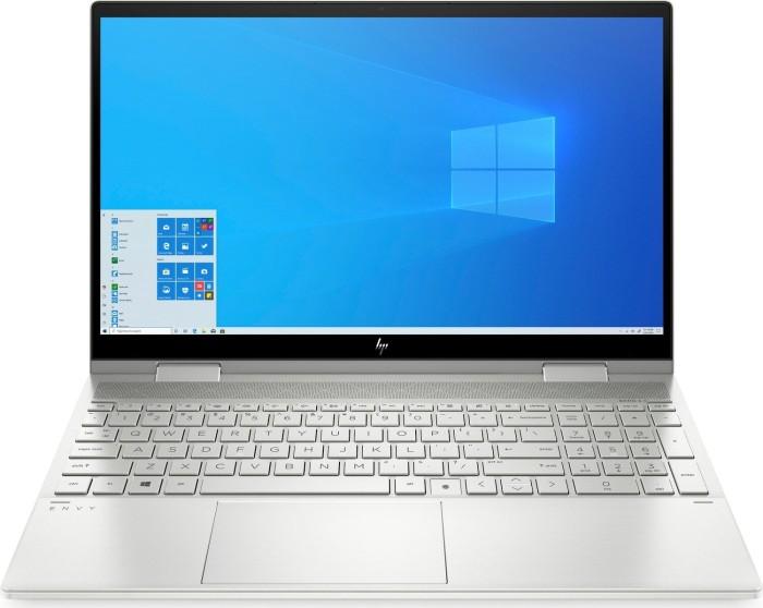 HP Envy x360 Convertible 15-ed0252ng Natural Silver