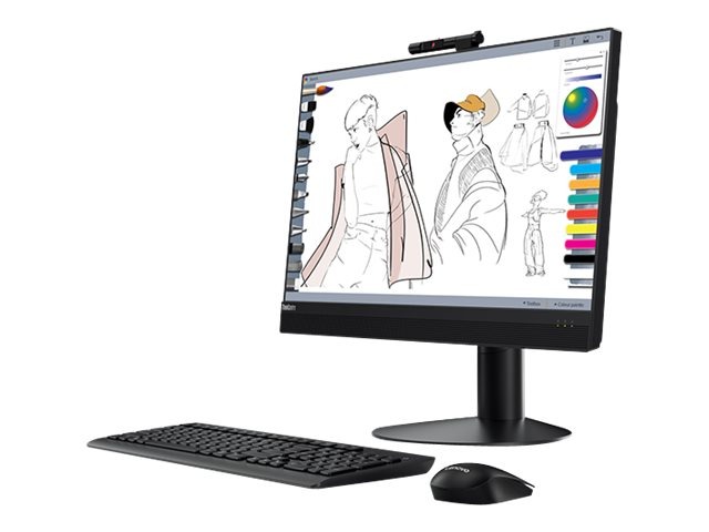 Lenovo ThinkCentre M920z - all-in-one - Core i5 9500 3 GHz