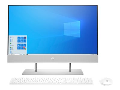 HP 24-dp0301nz - all-in-one - Pentium Gold G6400T 3.4 GHz