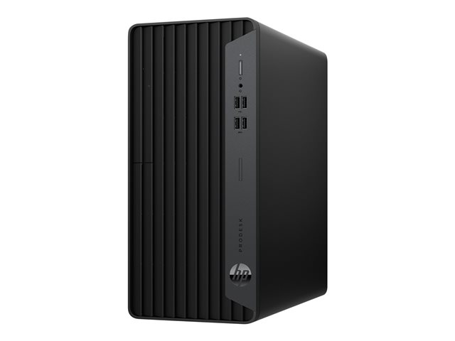 HP ProDesk 400 G7 - micro tower - Core i5 10500 3.1 GHz