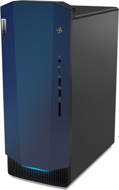 Lenovo IdeaCentre G5 14IMB05 Raven Black GTX 1660 SUPER (6 GB) / i5-10400F