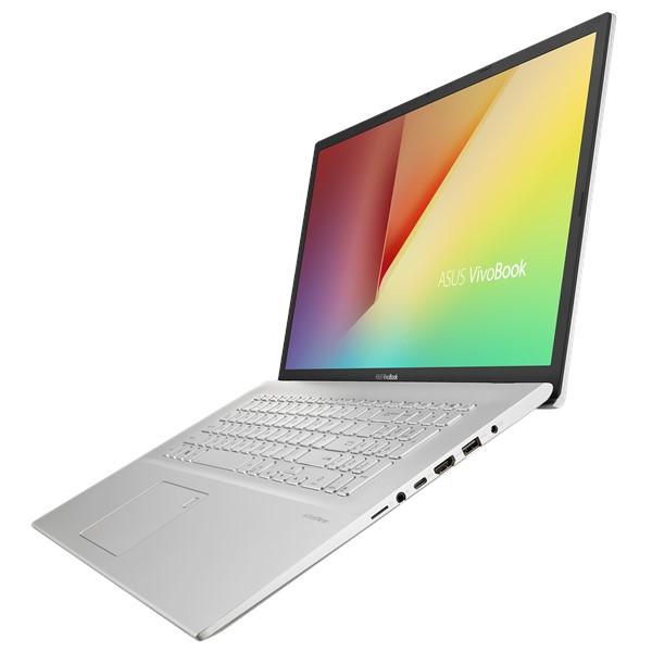 ASUS VivoBook 17 D712DK-AU001T Transparent Silver