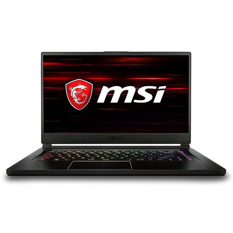 "MSI GS65 Stealth Thin 8RE GTX 1060 (6 GB) - i7-8750H/16 GB RAM/512 GB SSD/15,6"" FHD/Win 10"